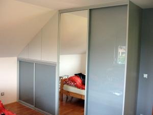 Vgradna omara izkoristite svoj prostor v celoti