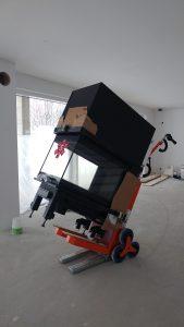 električni voziček